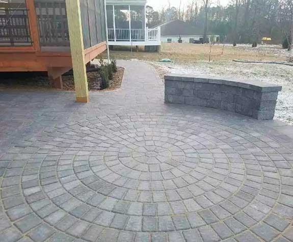 Patio contractor in Charles County MD