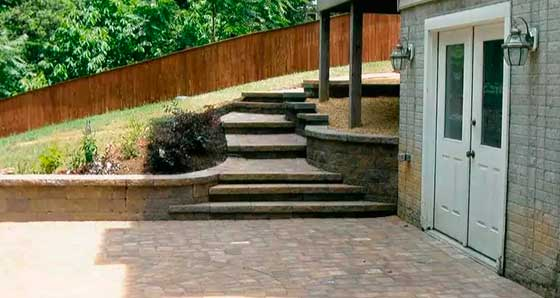 Patio design in Charles County MD