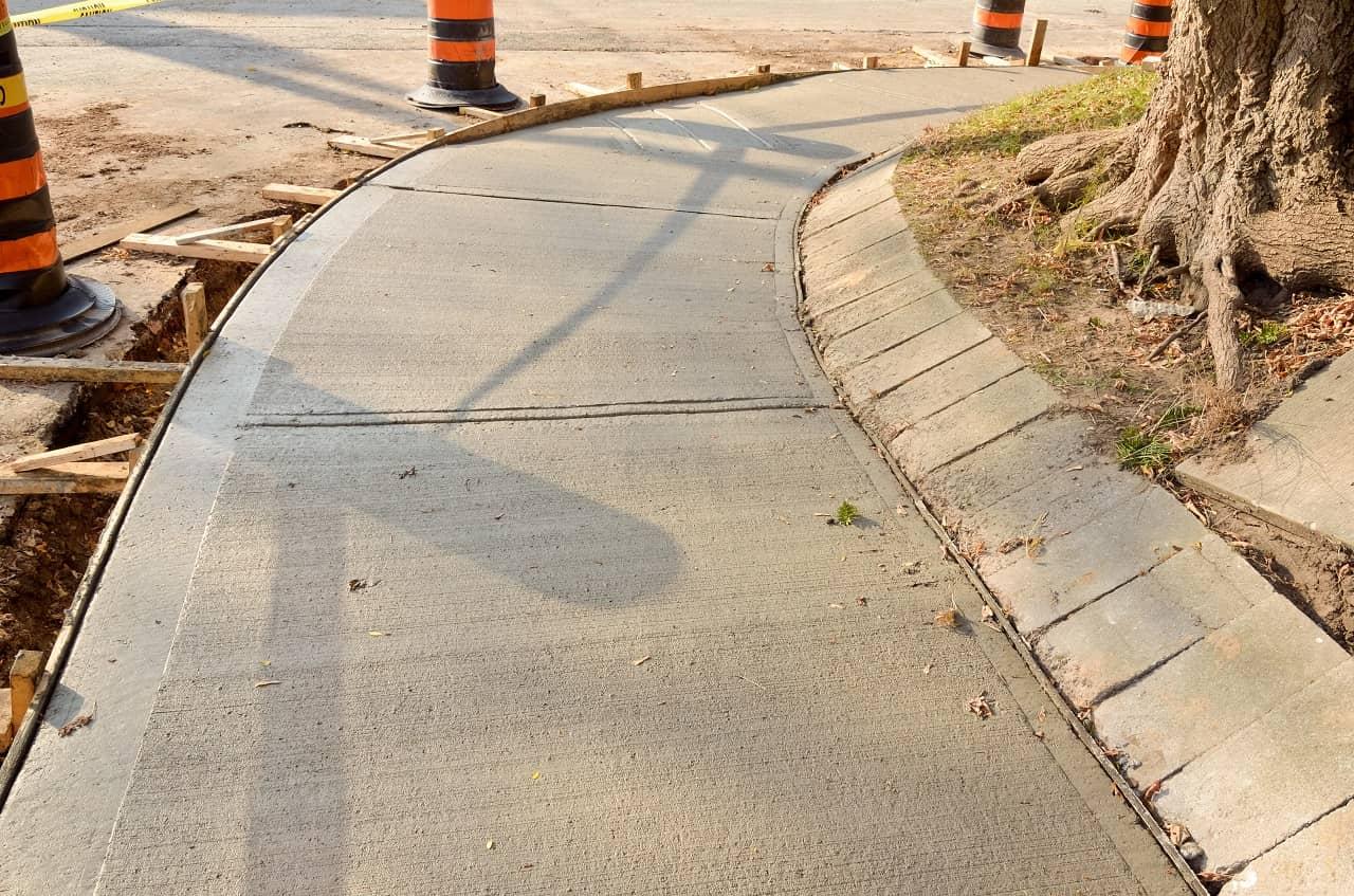 Concrete needs to cure longer