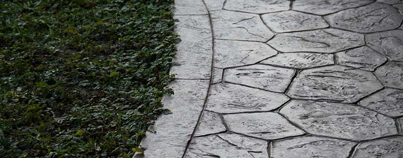 Concrete is a versatile material
